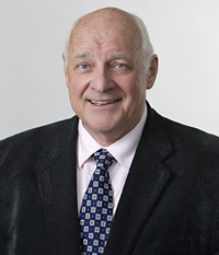 Ward 9 Councillor Dale Henderson