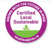Local Food Plus Logo
